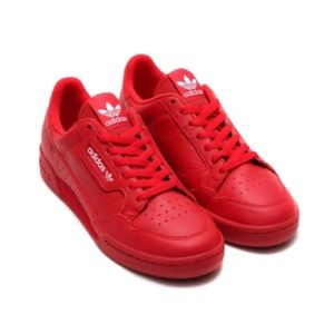 Adidas x Atmos Exclusive Continental 80 Triple Red